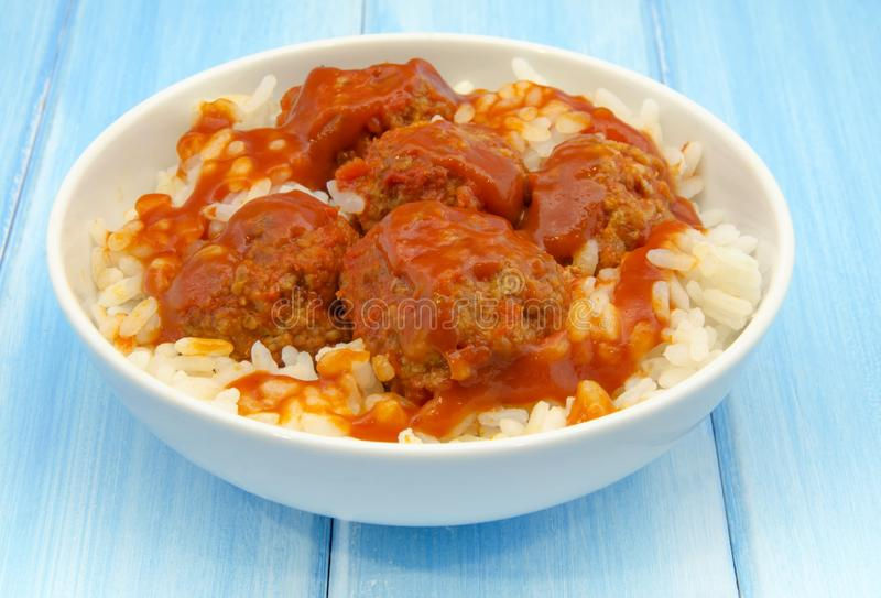 Download Stewed Meatballs Stock Photography - Image: 35040442