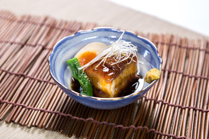 Stewed Pork Belly. (Buta Kakuni stock images