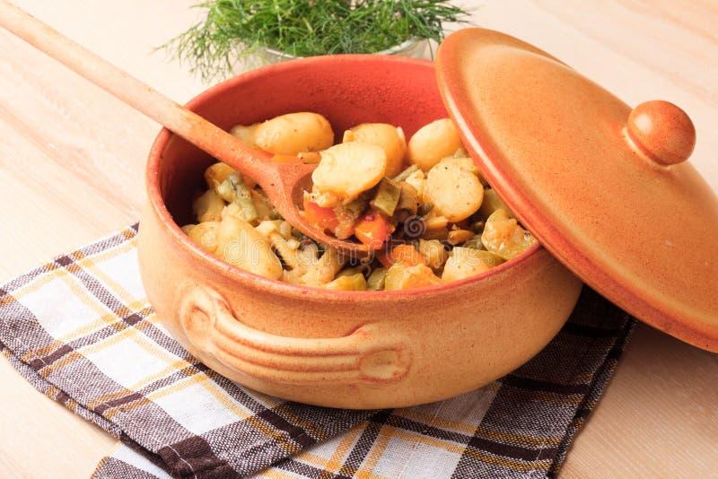 Download Stewed Vegetables Royalty Free Stock Image - Image: 20274266