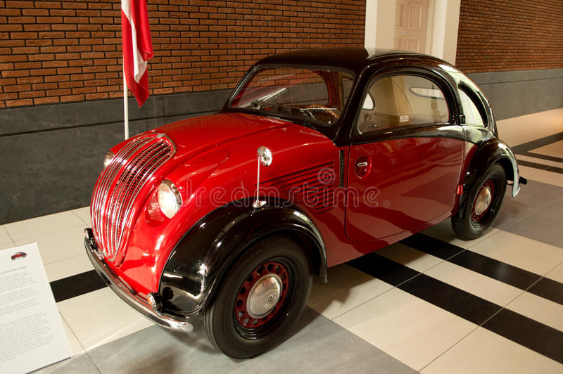 Steyr Type 55 Baby at Louwman Museum royalty free stock photos