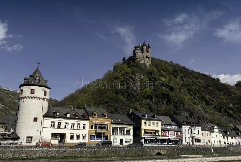 StGoar Rhineland Palatinate Германия стоковые изображения rf