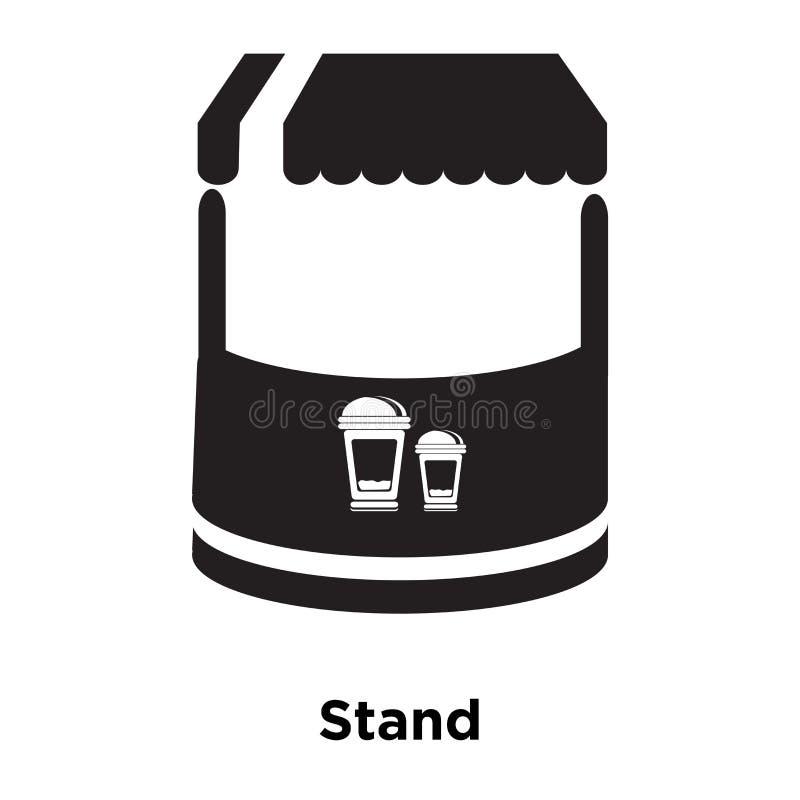 Stia il vettore dell'icona isolato su fondo bianco, concetto di logo di illustrazione vettoriale