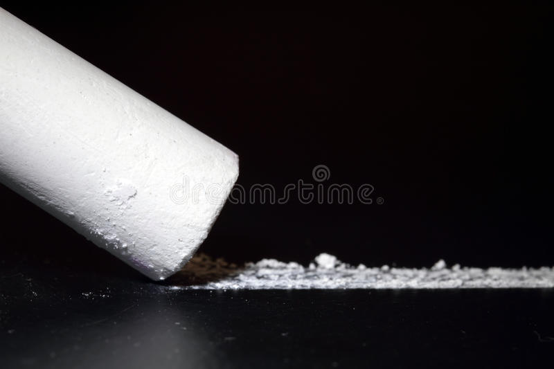 Download A stick of chalk stock image. Image of background, chalk - 18246541