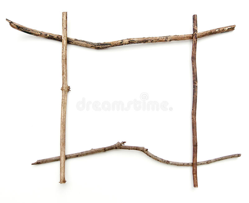 Download Stick Frame stock photo. Image of wood, copy, frame, brown - 20730054