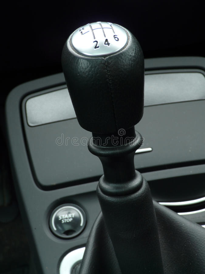 Download Stick shift stock image. Image of automobile, inside - 27801527