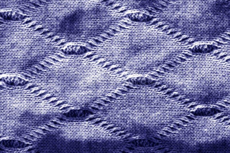 Sticka textur i blåttsignal arkivbilder