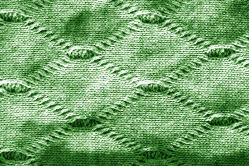 Sticka textur i grön signal fotografering för bildbyråer