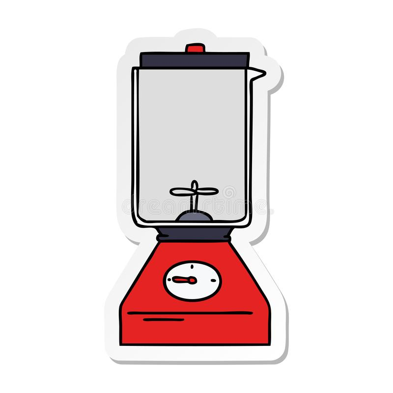 Sticker Decal Cartoon Food Blender Electrical Goods Free Hand Drawn Doodle Clip Art Artwork Illustration Stock Illustrations 13 Sticker Decal Cartoon Food Blender Electrical Goods Free Hand Drawn Doodle Clip Art
