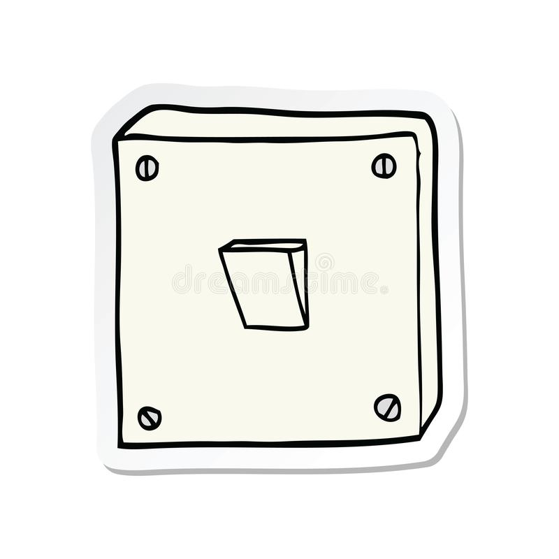 Cartoon Light Switch Stock Illustrations – 964 Cartoon Light
