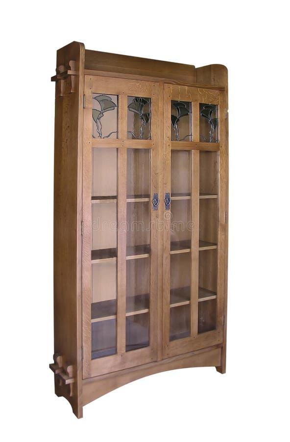 Download Stickley Bookcase stock photo. Image of bookcase, tenon - 44128
