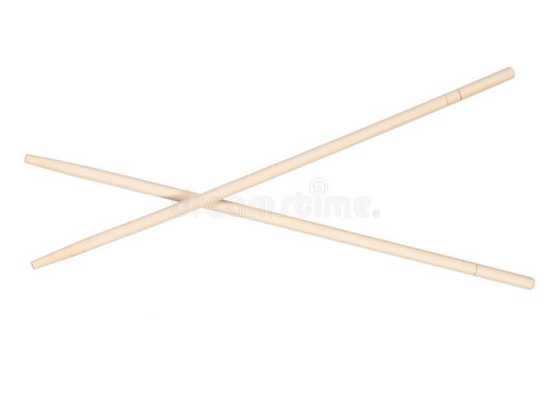 Sticks for sushi stock photo
