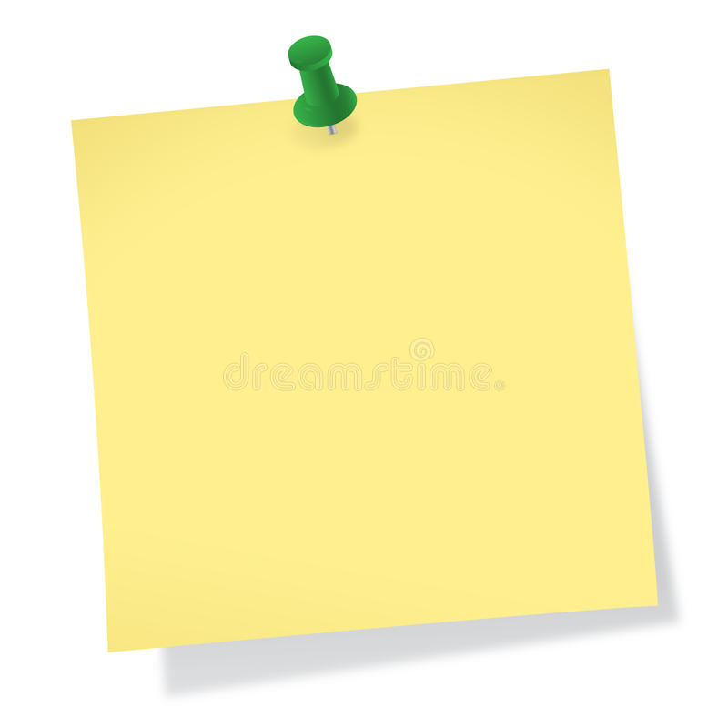 Free Sticky Note Royalty Free Stock Images - 27698179