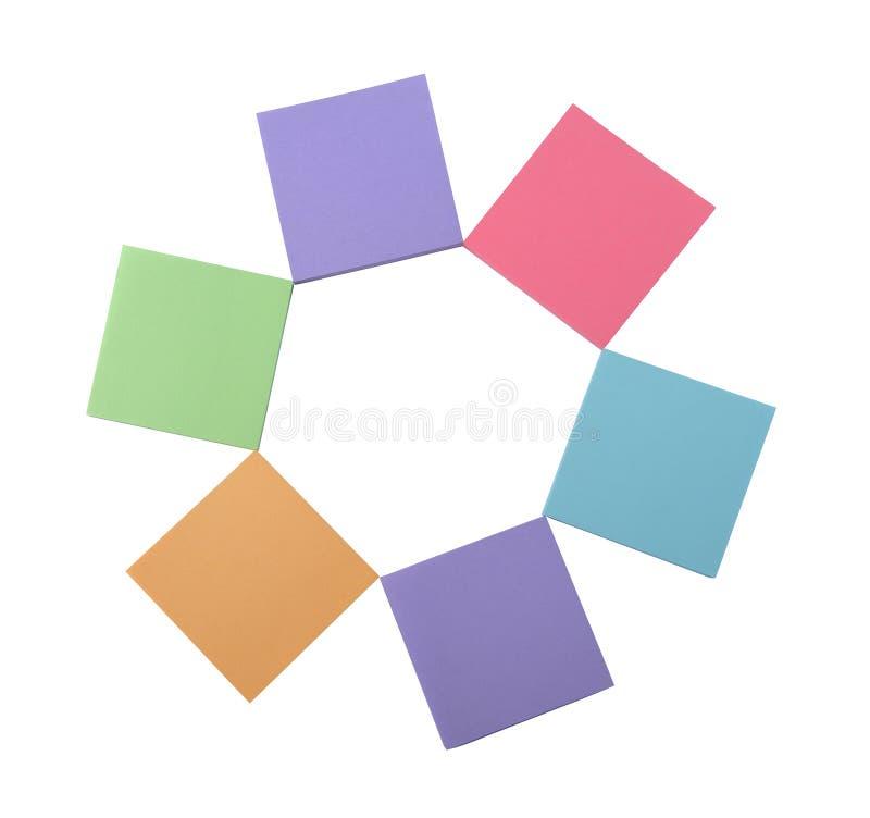Sticky note stock photos