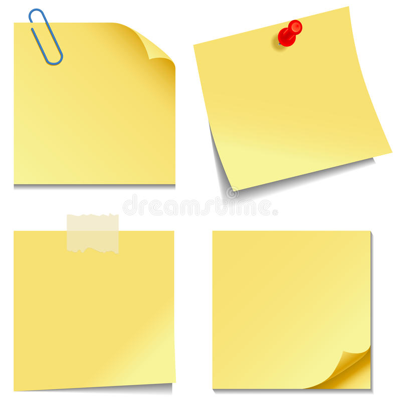 Download Sticky Notes Stock Images - Image: 31056774