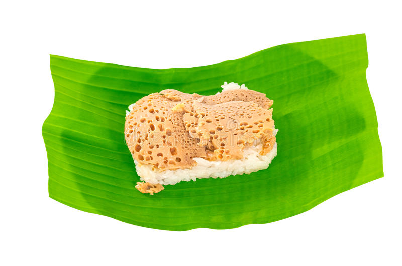 Download Sticky Rice In Coconut Cream Stock Image - Image of homemade, milk: 34408753