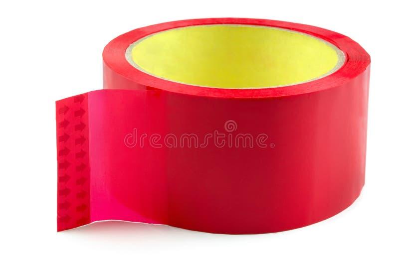 Sticky tape royalty free stock photo