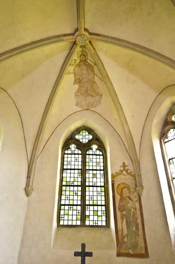 Stiepel的教会 免版税库存图片