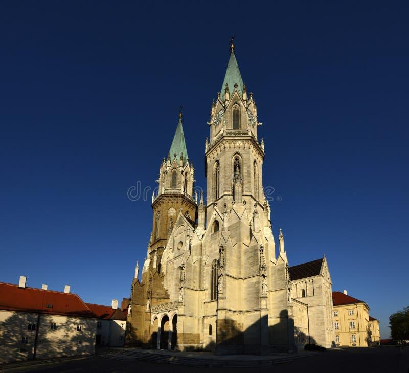 Stift Klosterneuburg, Donau Niederosterreich, Austria stock photo