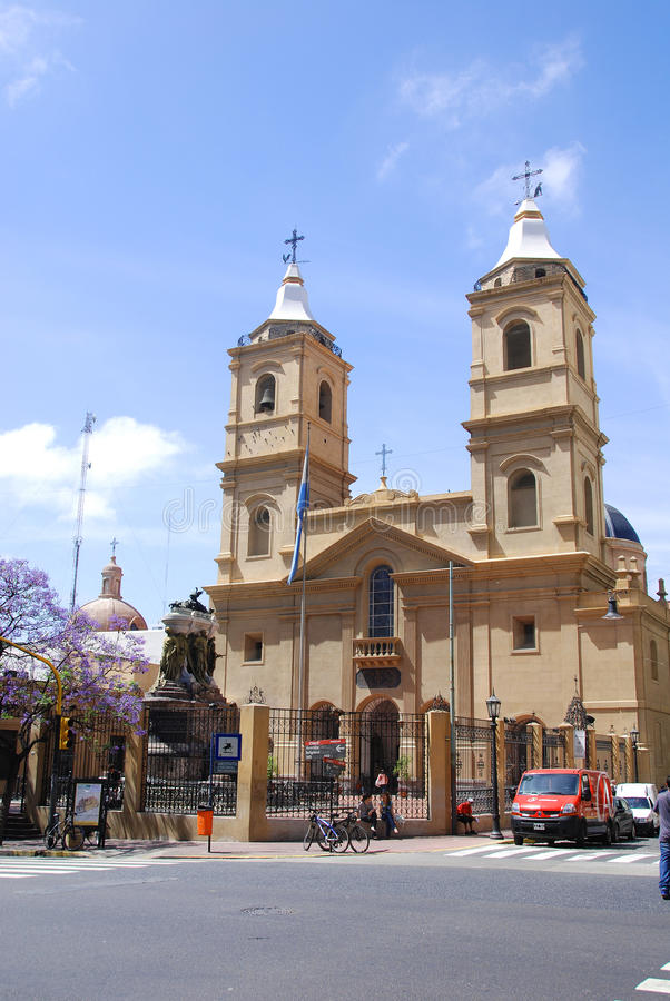 StIgnatius kościół zdjęcie stock