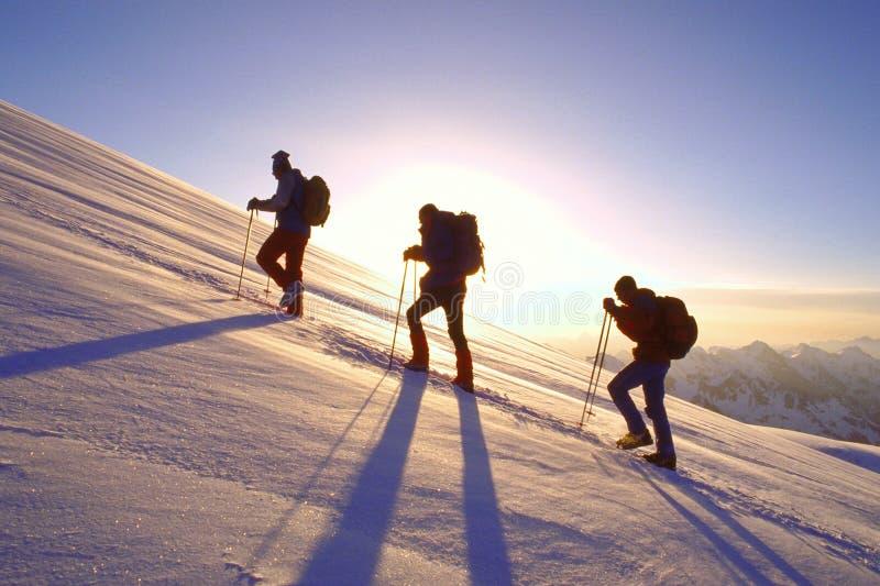 Stijgen op Onderstel Elbrus