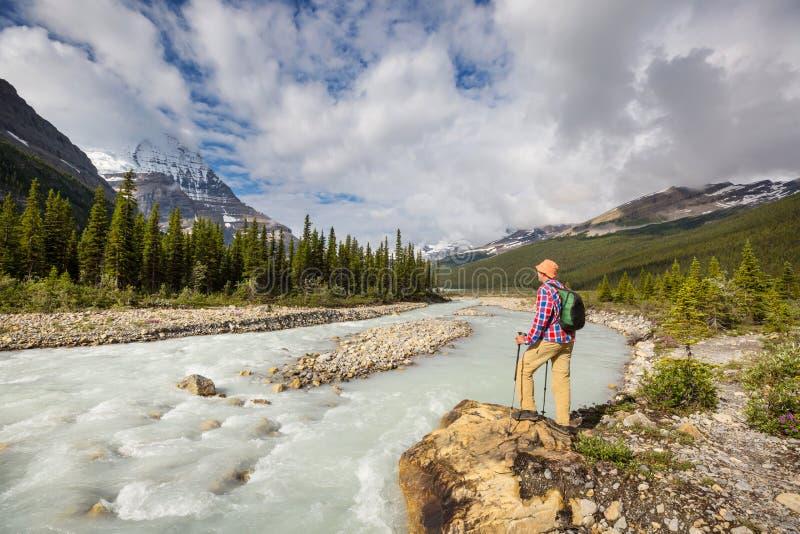 Stijging in Canada royalty-vrije stock afbeeldingen