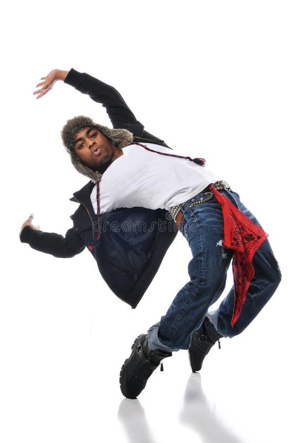 stil för dansarehöftflygtur arkivfoto