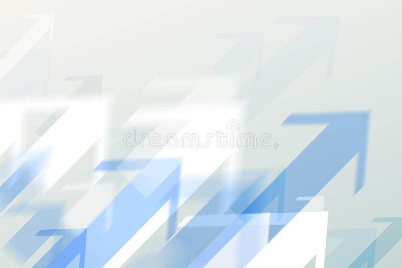 Stil för pilinflyttningsuddighet arkivbild