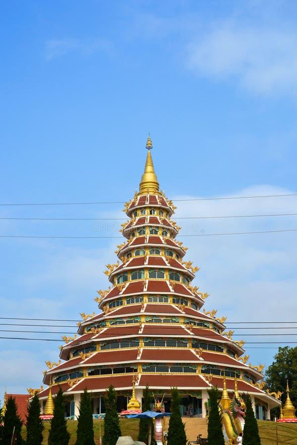 Stile cinese del tempio immagini stock libere da diritti
