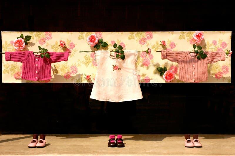 Stile del Giappone fotografia stock