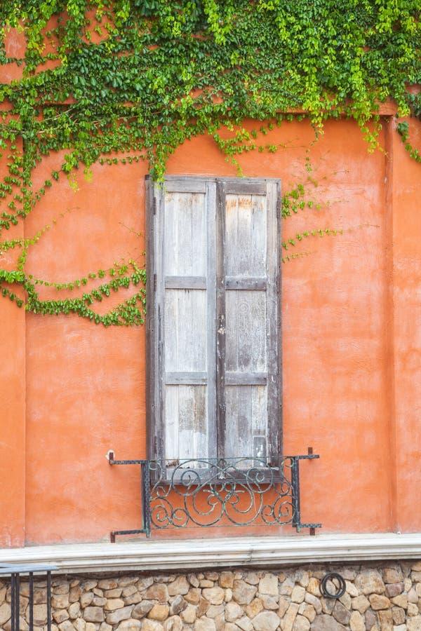 Stile della casa dell'Italia fotografie stock
