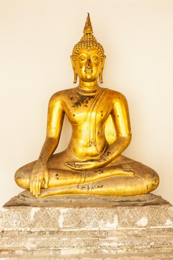 Stile di arte di Rattanakosin di immagine del Buddha fotografia stock libera da diritti