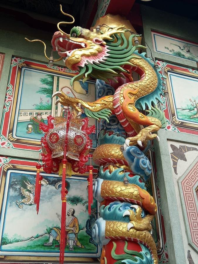 Stile di Chiness fotografia stock