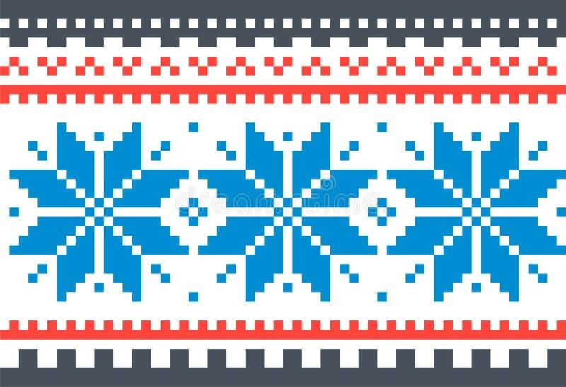stile di immagine di colore di 8 bit illustrazione vettoriale