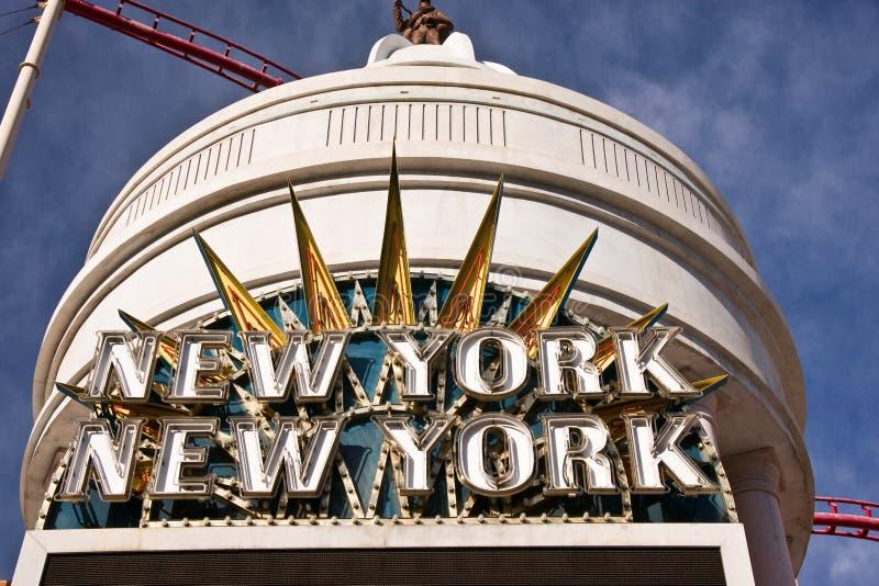 Stile di New York Nevada fotografia stock
