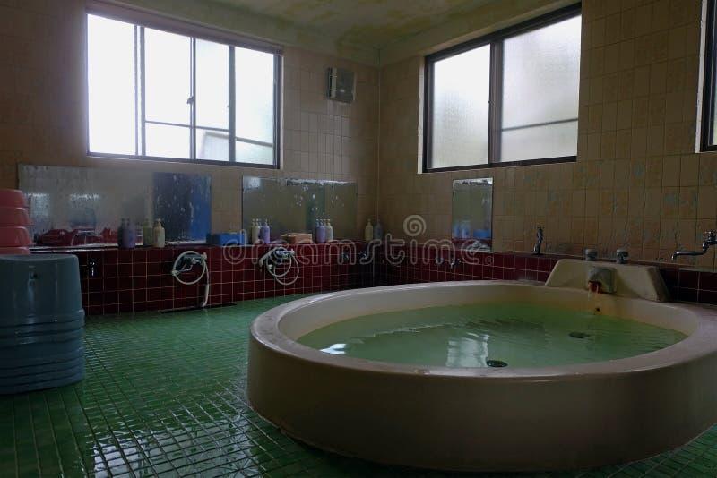 Stile giapponese antico del bagno immagine stock immagine di tradizione locanda 53381811 - Bagno giapponese ...