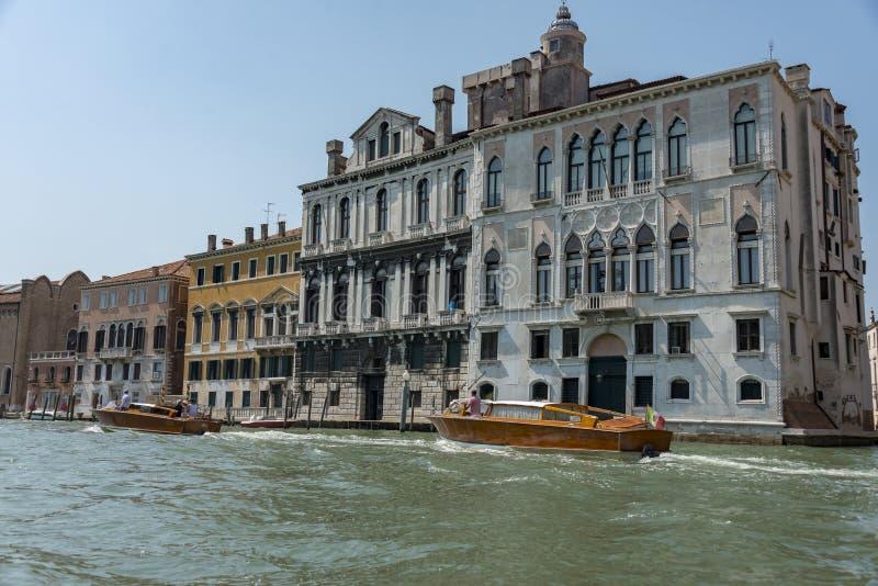 Stile veneziano classico Italia fotografie stock libere da diritti