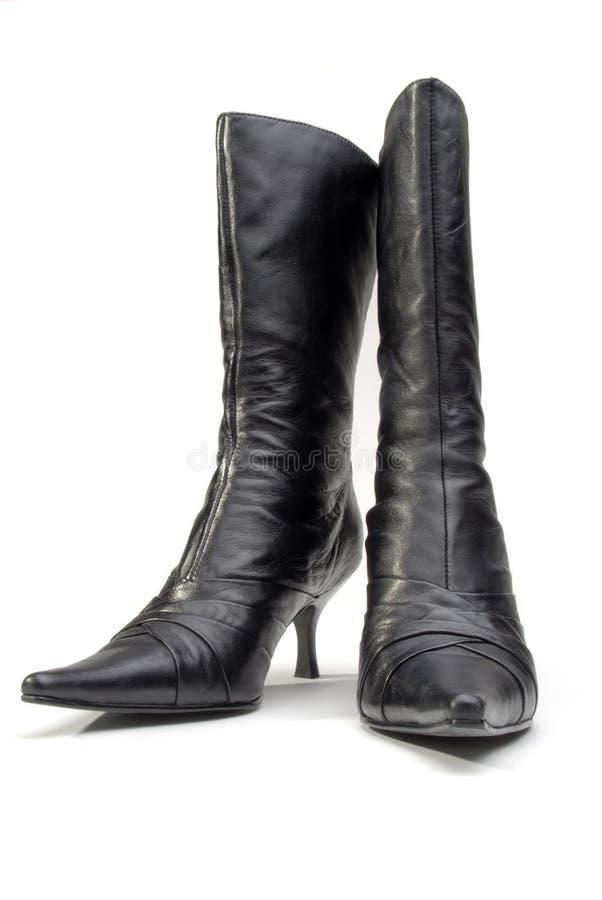 Stiletto Boots stock photos