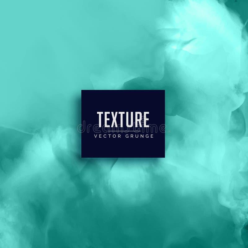 Stilfull bakgrund för textur för aquafärgvattenfärg stock illustrationer