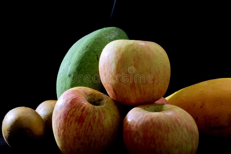 A Still Image of delicious Fruits royalty free stock images
