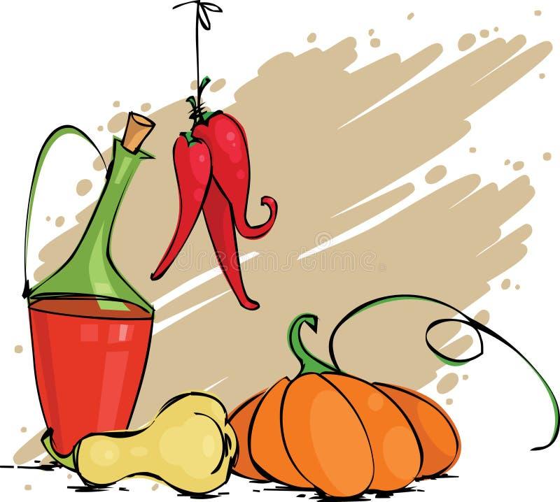 Download Still life stock illustration. Illustration of retro - 16555796