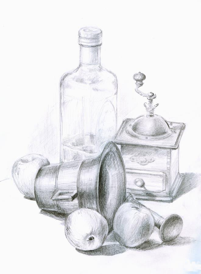 Download Still life stock illustration. Illustration of machine - 19466307