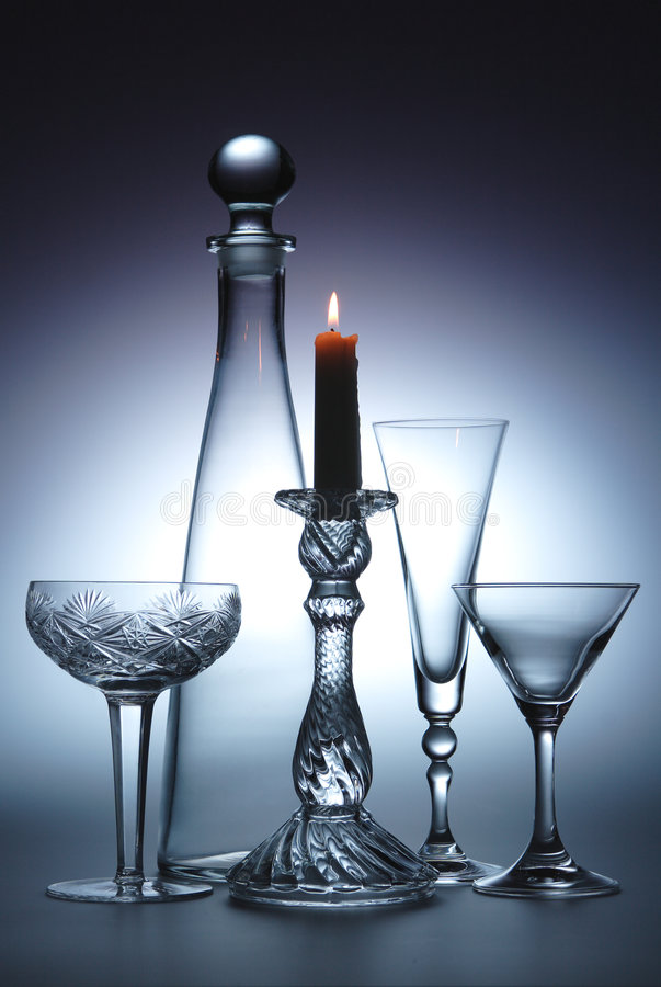 Still life with Candle royalty free stock images
