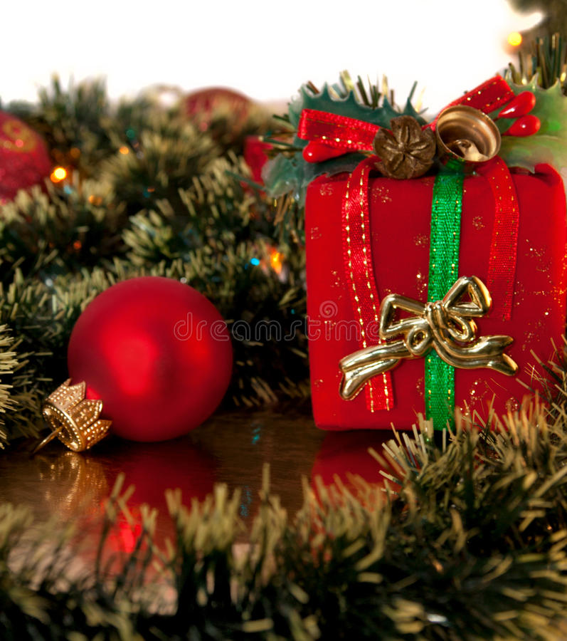 Download The Still Life From The Christmas Decorations Stock Photo - Image: 28112824