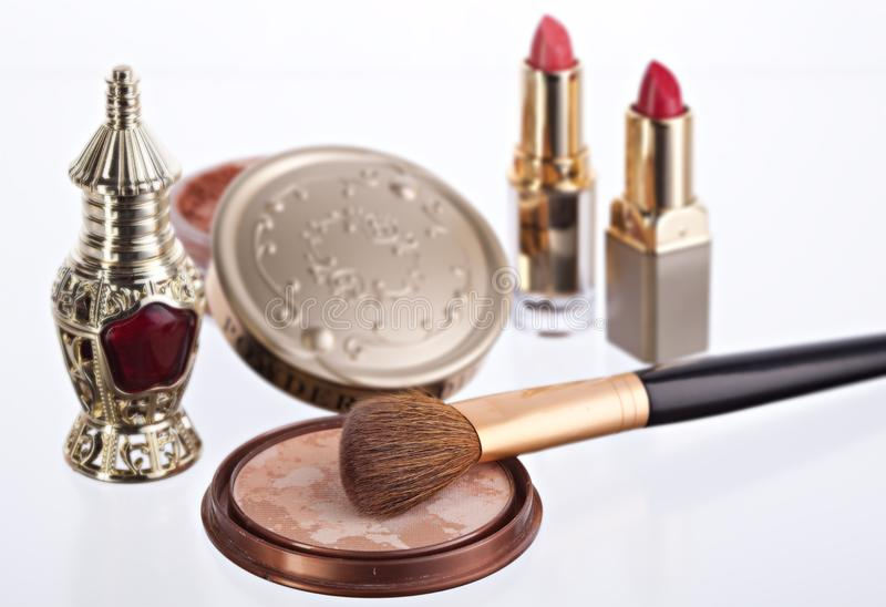 Download Still life with cosmetics stock image. Image of beauty - 8604161