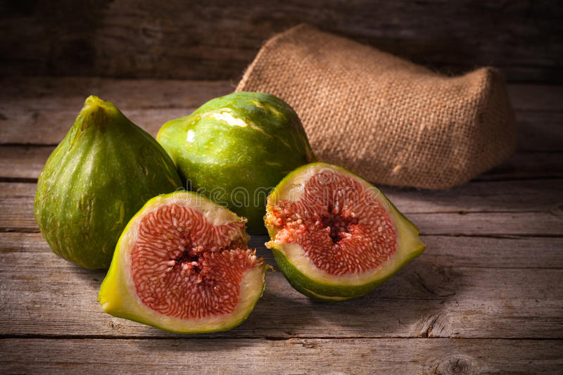 Still Life With Figs stock image
