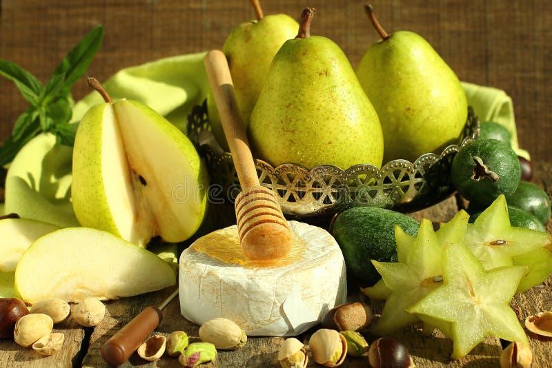 Download Still life green. stock image. Image of green, nuts, still - 27325569
