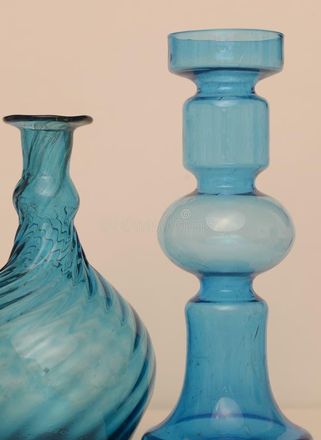 elliptical hand aqua vases boha mansel by crafted oval blue kalki shop vase glass