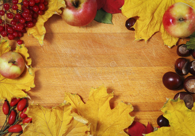 Still life over wooden background stock photo