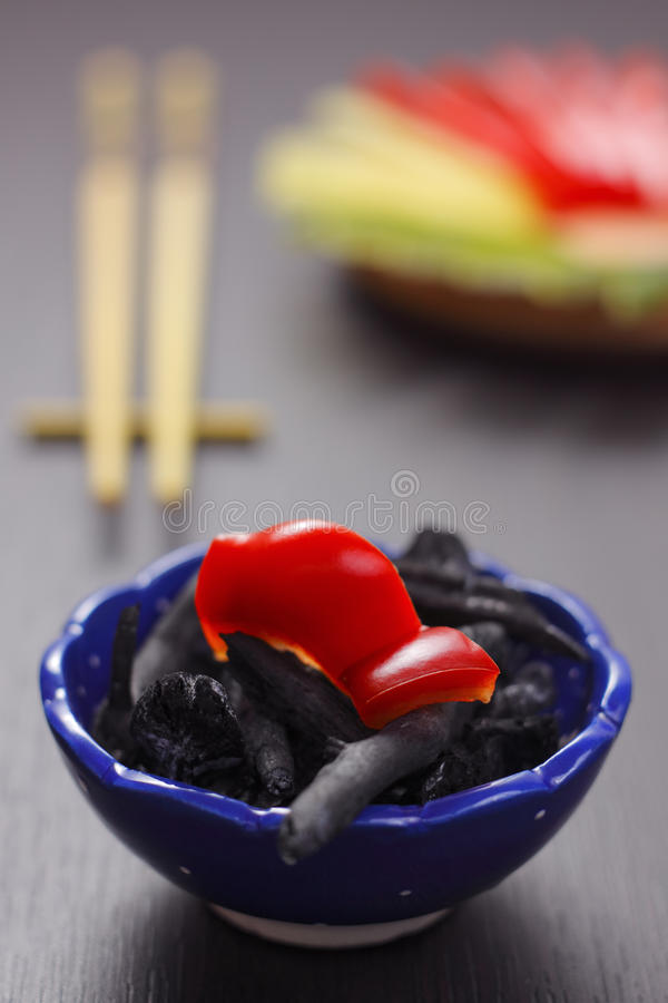 Download Still Life With Piece Of Sweet Pepper Stock Images - Image: 16413064