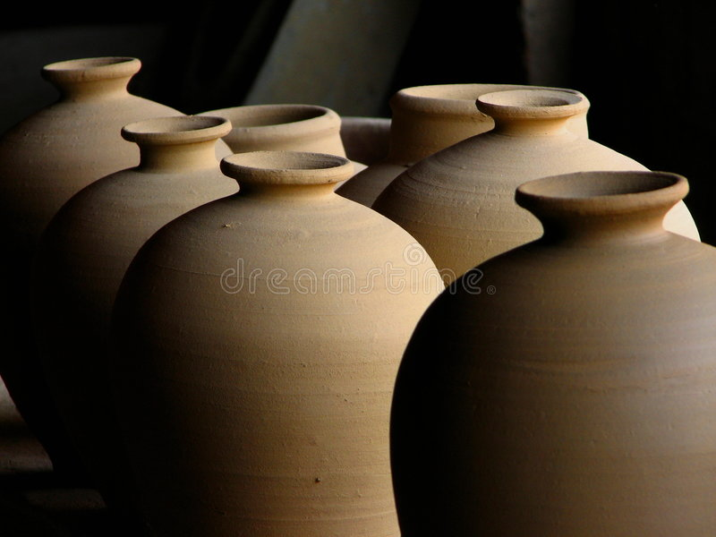 Download Still Life Pottery stock image. Image of clay, pottery - 4966043